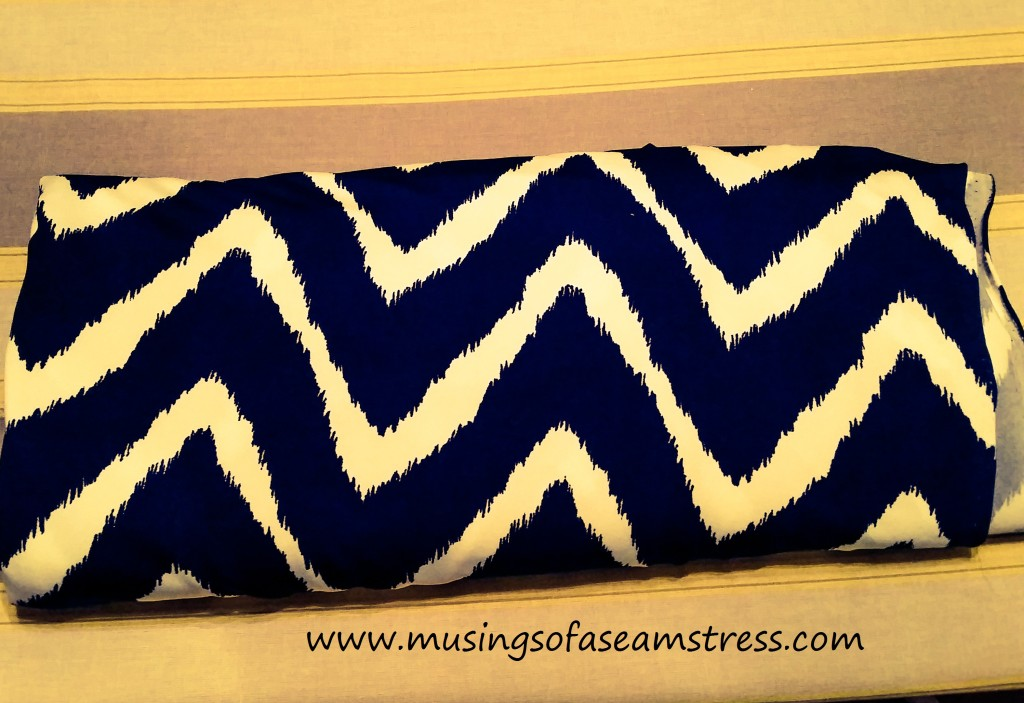 Musings of a Seamstress - Chevron