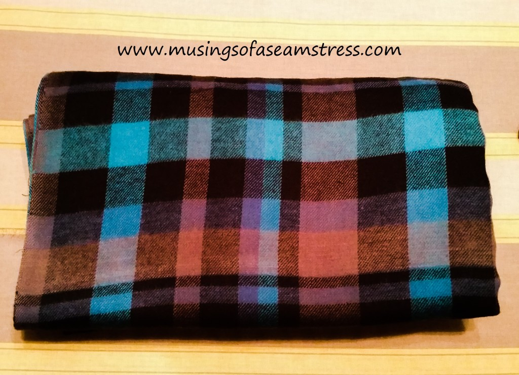 Musings of a Seamstress - Plaid