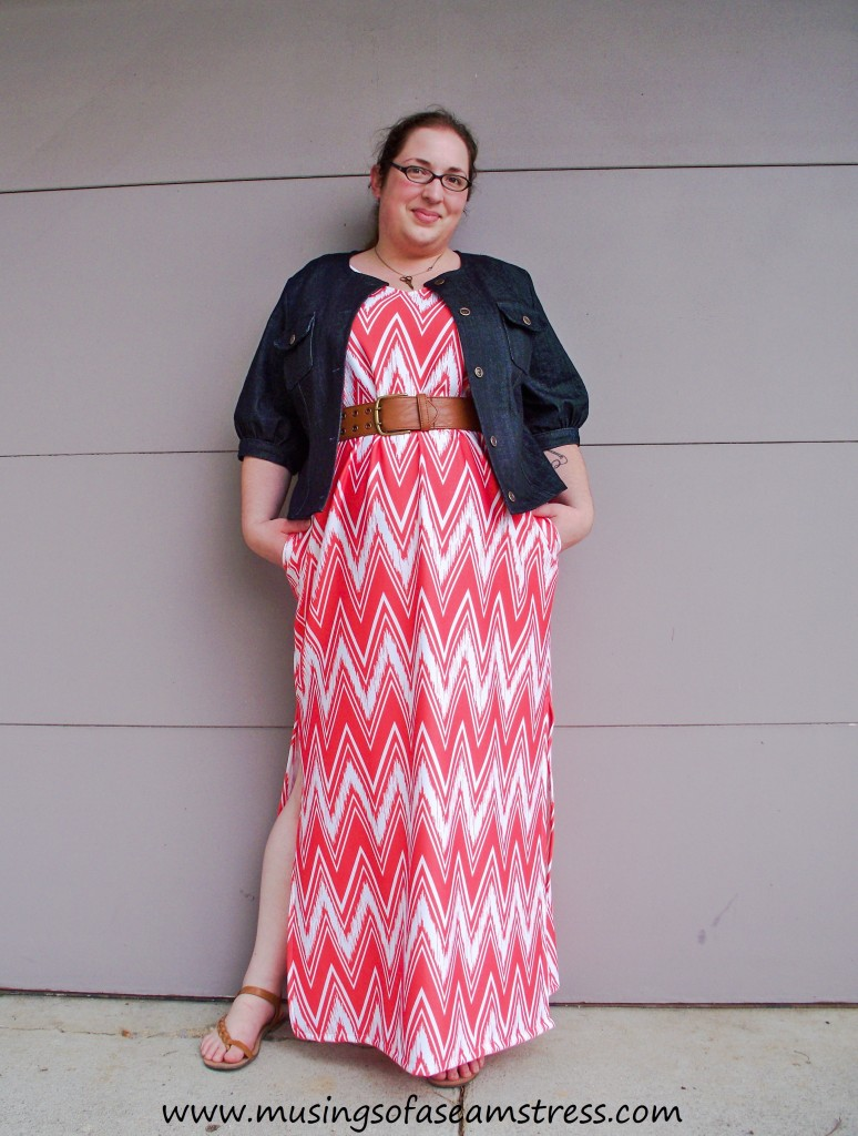 Musings of a Seamstress - Simplicity 1355