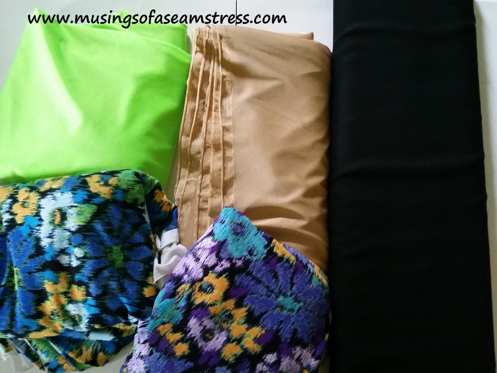 Musings of a Seamstress 6.2015 purchases