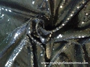 Musings of a Seamstress solid sequins 1