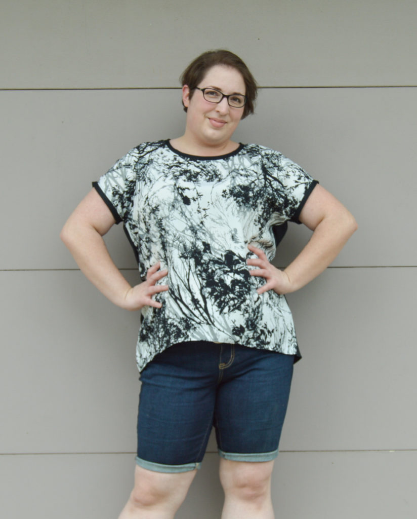 Musings of a Seamstress - Simplicity1062 hack