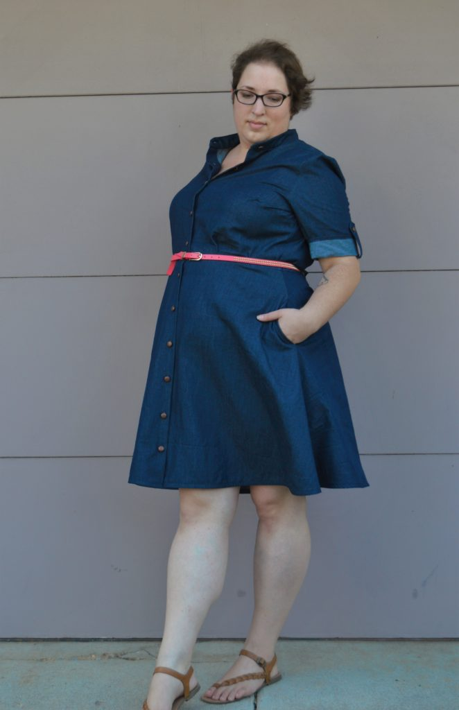 Musings of a Seamstress - Simplicity 8014