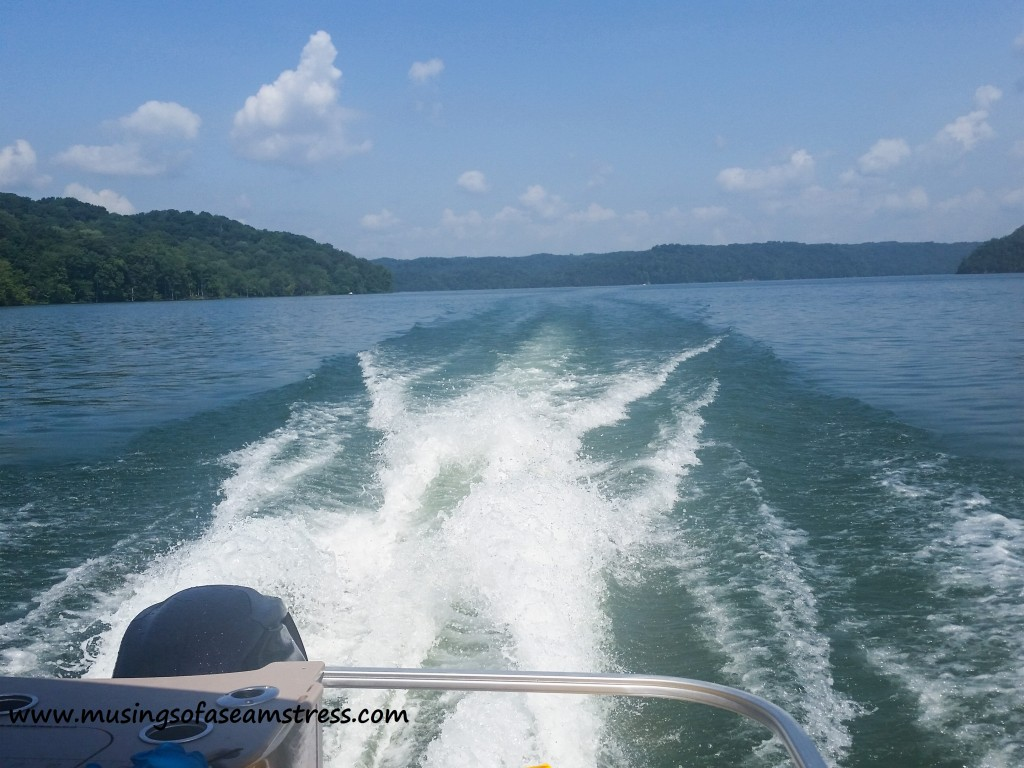 Musings of a Seamstress - Dale Hollow Lake