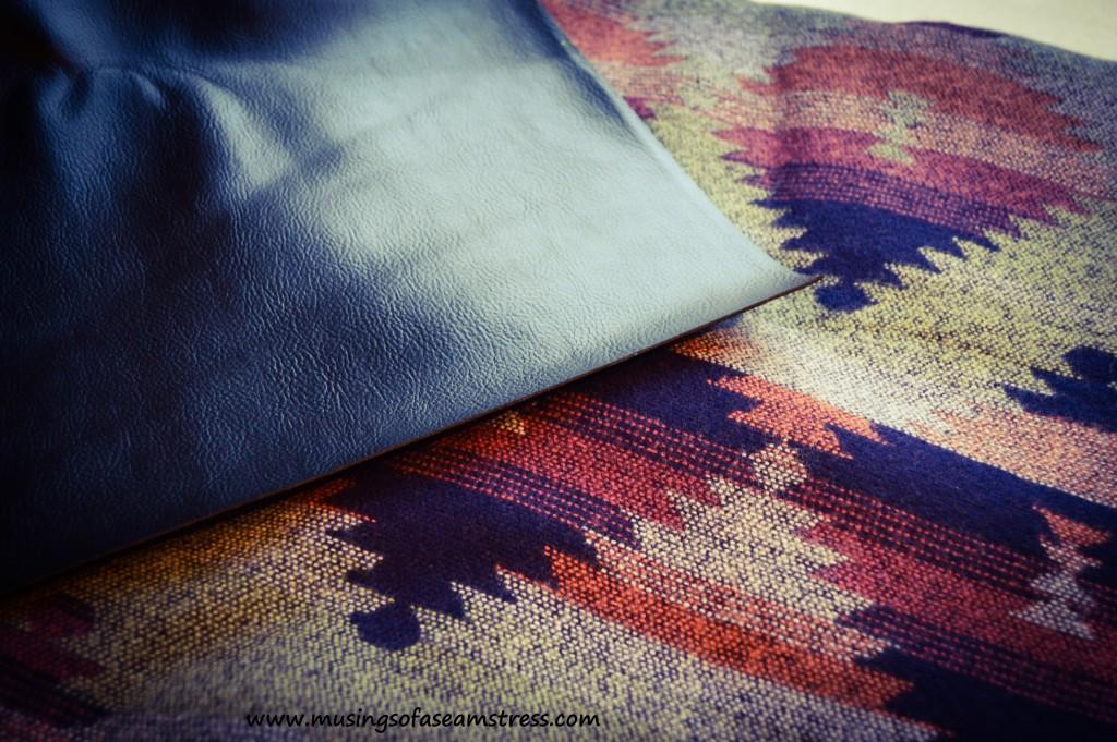 Musings of a Seamstress - Aztec coating