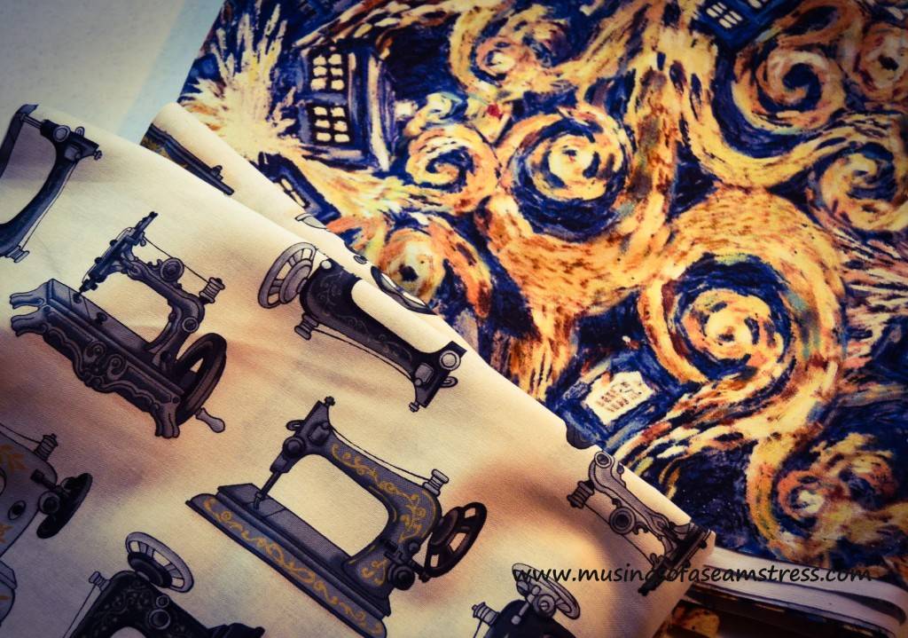 Musings of a Seamstress - cottons