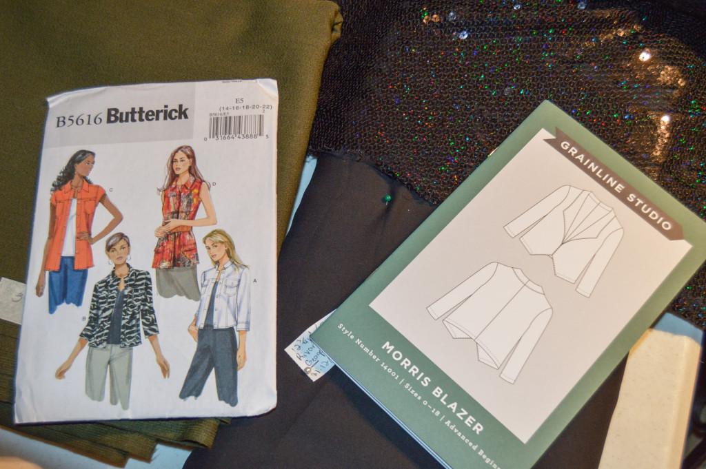 Musings of a Seamstress - jackets