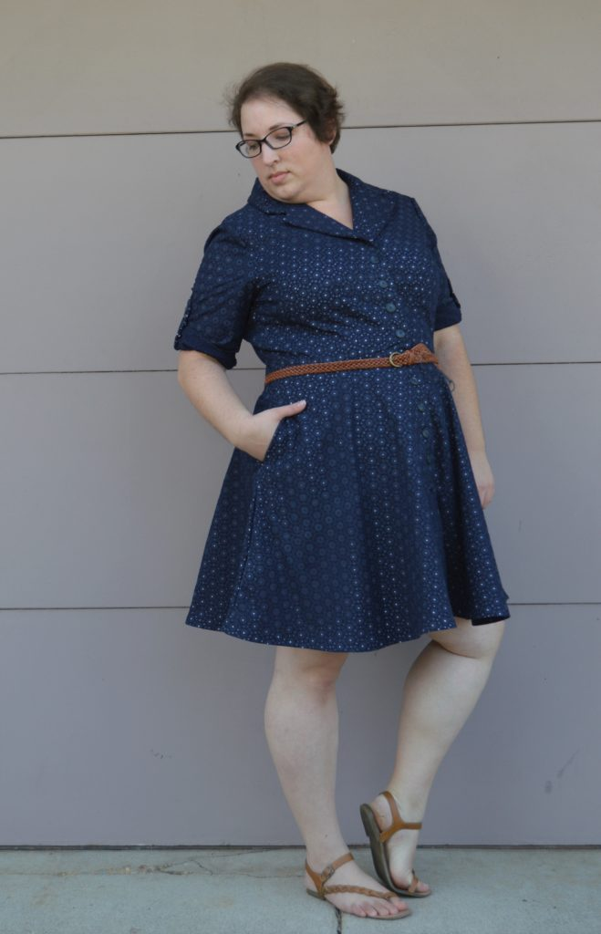 Musings of a Seamstress - McCall's 6891