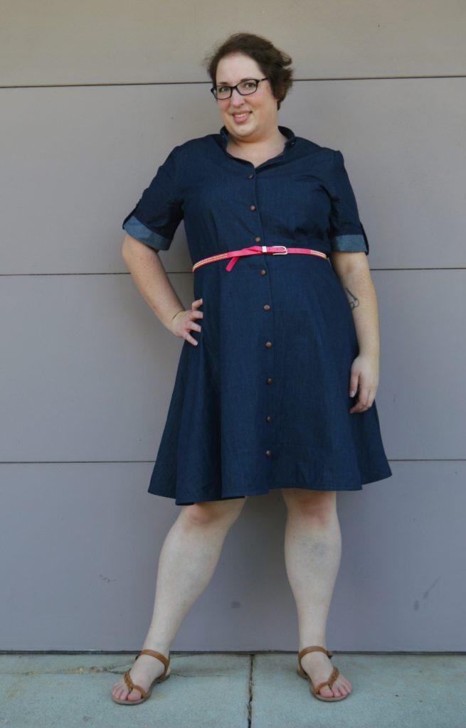 Musings of a Seamstress - Simplicity 8014